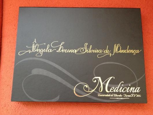 Convites de Formatura de Medicina - Uberaba